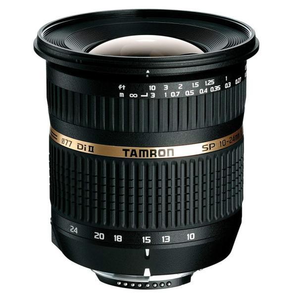 タムロン TAMRON 超広角ズームレンズ SP AF10-24mm F3.5-4.5 DiII キヤノン用 APS-C専用 B001E  <プレゼント包装承ります>