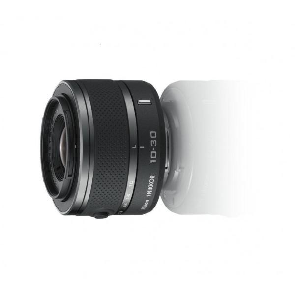 ニコン Nikon 標準ズームレンズ 1 NIKKOR VR 10-30mm f/3.5-5.6 ブラック ニコンCXフォーマット専用 <プレゼント包装承ります>