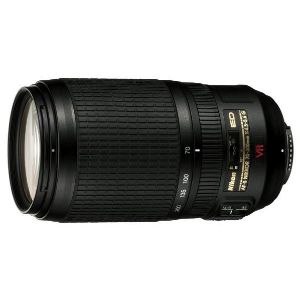 ニコン Nikon 望遠ズームレンズ AF-S VR Zoom Nikkor 70-300mm f/4.5-5.6G IF-ED フルサイズ対応 <プレゼント包装承ります>