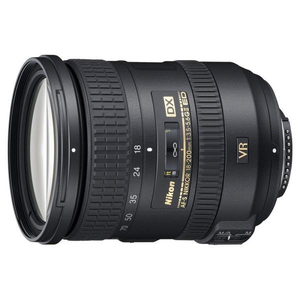 ニコン Nikon 高倍率ズームレンズ AF-S DX NIKKOR 18-200mm f/3.5-5.6G ED VR II ニコンDXフォーマット専用 <プレゼント包装承ります>