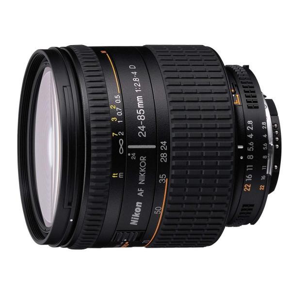 ニコン Nikon 標準ズームレンズ Ai AF NIKKOR 24-85mm f/2.8-4D IF フルサイズ対応 <プレゼント包装承ります>