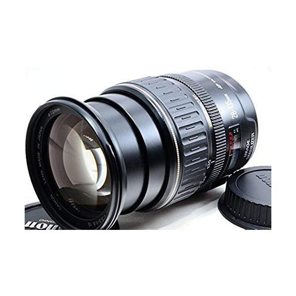 キヤノン Canon 標準ズームレンズ EF28-135mm F3.5-5.6 IS USM フルサイズ対応  <プレゼント包装承ります>