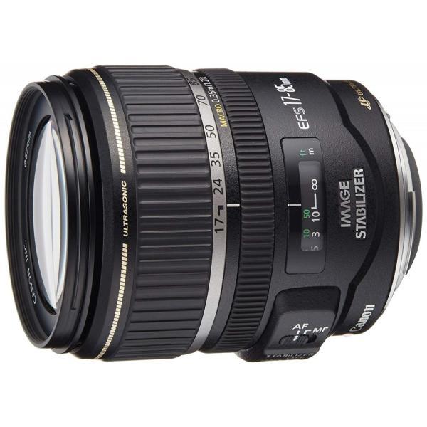 キヤノン Canon EFレンズ EF-S17-85mm F4-5.6 IS USM デジタル専用 ズームレンズ 標準
