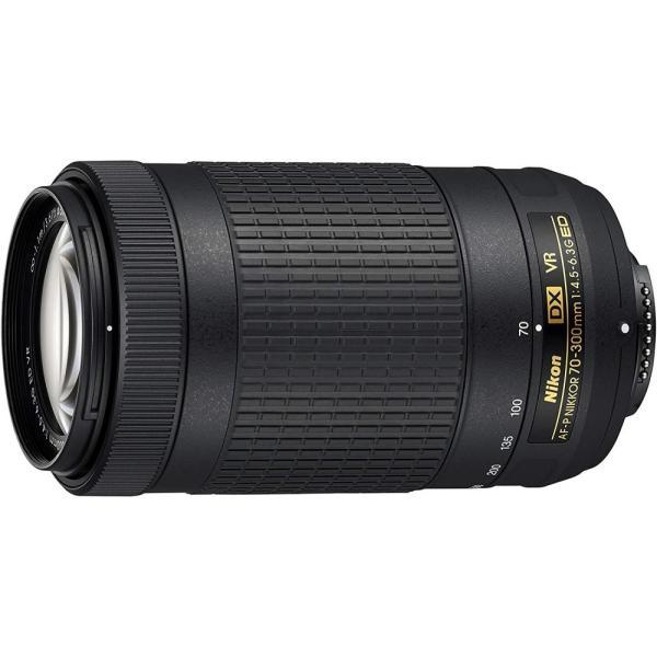 ニコン Nikon 望遠ズームレンズ AF-P DX NIKKOR 70-300mm f/4.5-6.3G ED VR ニコンDXフォーマット専用 <プレゼント包装承ります>