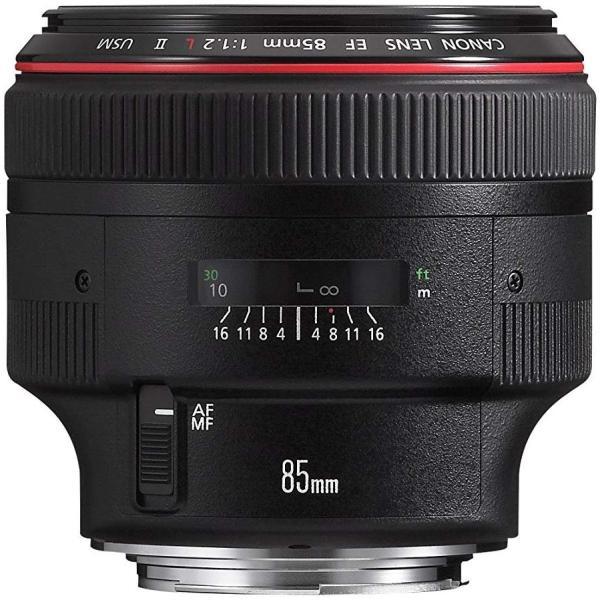 キヤノン Canon 単焦点レンズ EF85mm F1.2L II USM フルサイズ対応 <プレゼント包装承ります>|camera-fanksproshop|02