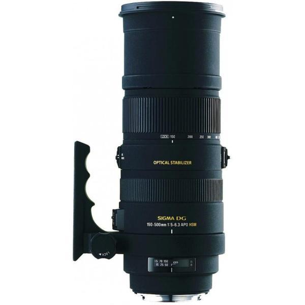 シグマ SIGMA 超望遠ズームレンズ APO 150-500mm F5-6.3 DG OS HSM ニコン用 フルサイズ対応 737559  <プレゼント包装承ります>