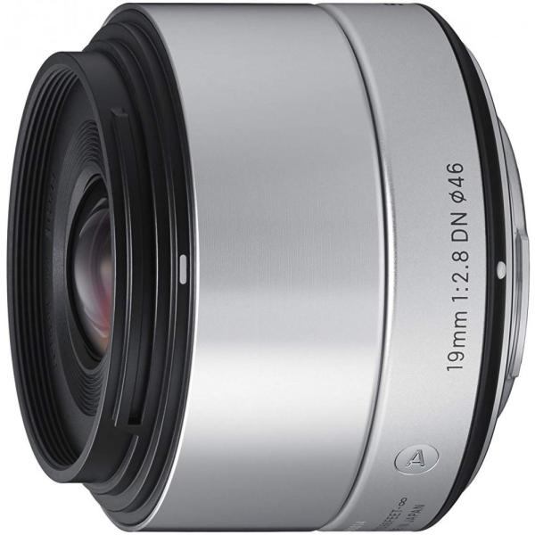 SIGMA 単焦点広角レンズ Art 19mm F2.8 DN シルバー ソニーEマウント用 ミラーレスカメラ専用 929763
