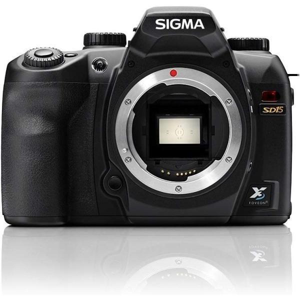 シグマ SIGMA SD15 ボディ SD15 Body SDカード付き <プレゼント包装承ります>