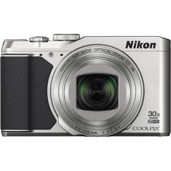 ニコン Nikon デジタルカメラ COOLPIX S9900 光学30倍 1605万画素 シルバー S9900SL