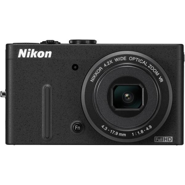 ニコン Nikon デジタルカメラ COOLPIX  クールピクス  P310 ブラック P310BK