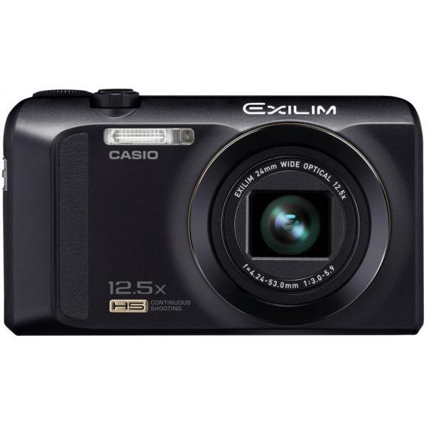 カシオ CASIO デジタルカメラ EXILIM EX-ZR200 ブラック EX-ZR200BK