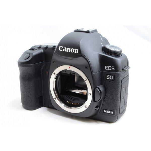 キヤノン Canon デジタル一眼レフ EOS 5D mark II 極上ボディ 納得の逸品   <プレゼント包装承ります>