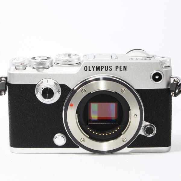 オリンパス OLYMPUS Pen F ボディ ミラーレス一眼 極上美品 時代を超えて愛される美しいデザイン 取扱説明書、ストラップ付き camera-fanksproshop 02
