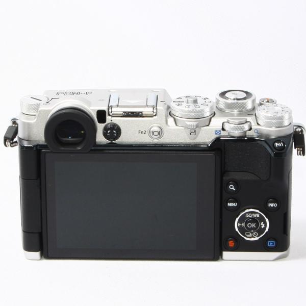 オリンパス OLYMPUS Pen F ボディ ミラーレス一眼 極上美品 時代を超えて愛される美しいデザイン 取扱説明書、ストラップ付き camera-fanksproshop 03