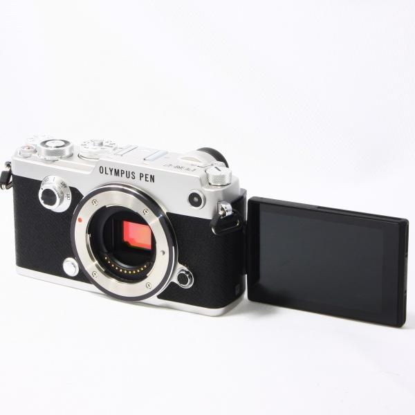 オリンパス OLYMPUS Pen F ボディ ミラーレス一眼 極上美品 時代を超えて愛される美しいデザイン 取扱説明書、ストラップ付き camera-fanksproshop 04