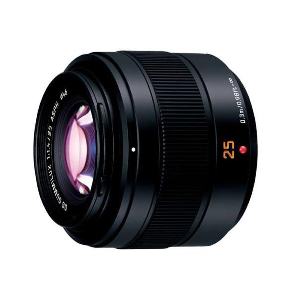 パナソニック LEICA DG SUMMILUX 25mm / F1.4 II ASPH.(H-XA025) ズミルックス 大口径・標準単焦点レンズ