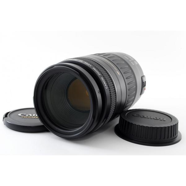 交換レンズ 中古 Canon キヤノン 望遠レンズ EF 90-300mm フルサイズ デジタル一眼レフカメラ