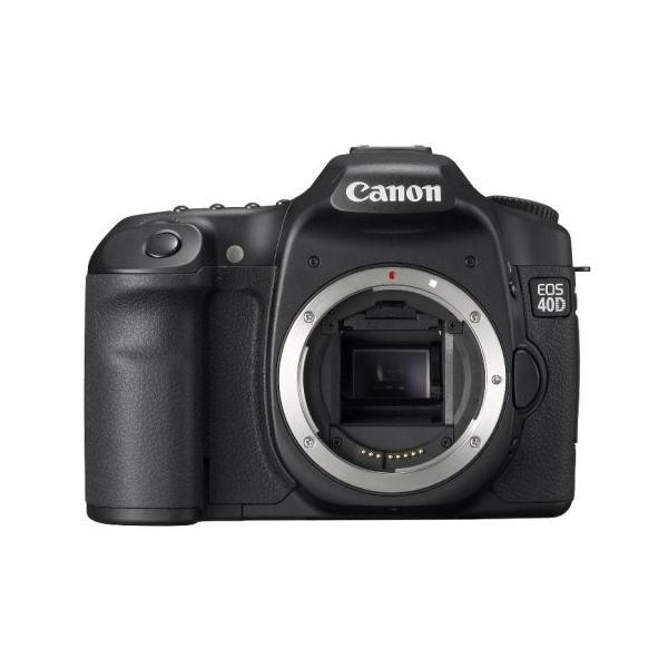 中古 デジタル一眼レフ Canon キャノン EOS 40D ボディ