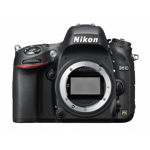 デジタル一眼レフ  Nikon ニコン D610 ボディ