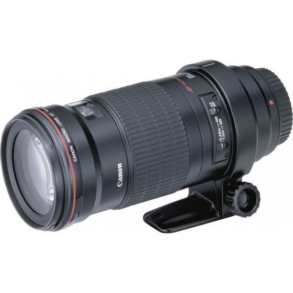 交換レンズ 中古 Canon キヤノン EF 180mm F3.5L マクロ USM フルサイズ対応