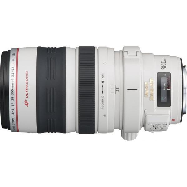 交換レンズ  Canon キヤノン EF 28-300mm F3.5-5.6L IS USM フルサイズ対応