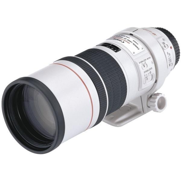 交換レンズ  Canon キヤノン EF 300mm F4L IS USM フルサイズ対応