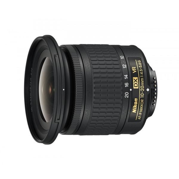 交換レンズ  Nikon ニコン AF-P DX NIKKOR 10-20mm F4.5-5.6G VR 手振れ補正