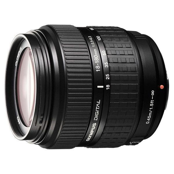 交換レンズ 中古 Olympus オリンパス ZUIKO DIGITAL ED 18-180mm F3.5-6.3 デジタル一眼レフ