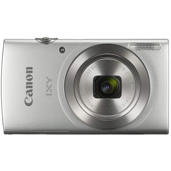 デジタルカメラ 中古 Canon キャノン IXY200 シルバー 美品 cameracantik