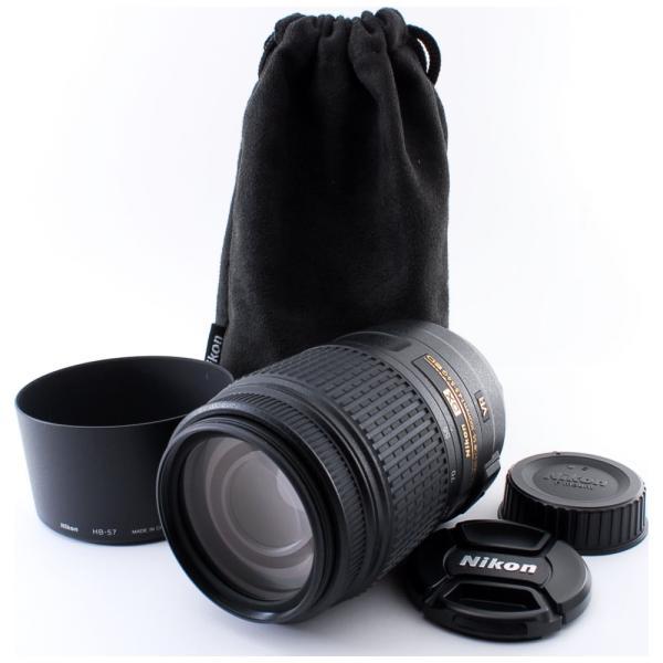 望遠レンズ Nikon ニコン 中古 AF-S 55-300mm VR 手振れ補正搭載 デジタル一眼レフカメラ対応 交換レンズ