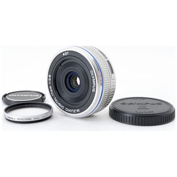 Olympus オリンパス 単焦点レンズ M.ZUIKO 17mm F2.8 ミラーレス一眼 交換レンズ