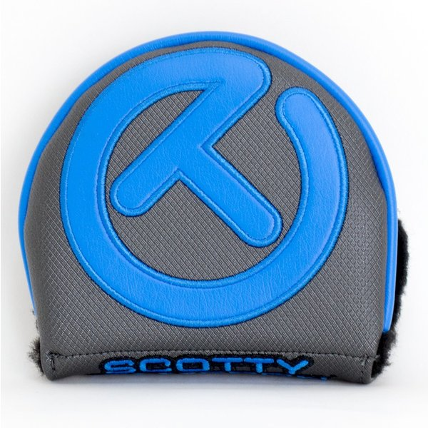スコッティキャメロン サークルT ヘッドカバー インダストリアル [ ブルー×グレイ ] X5 / X7|cameron-himawari
