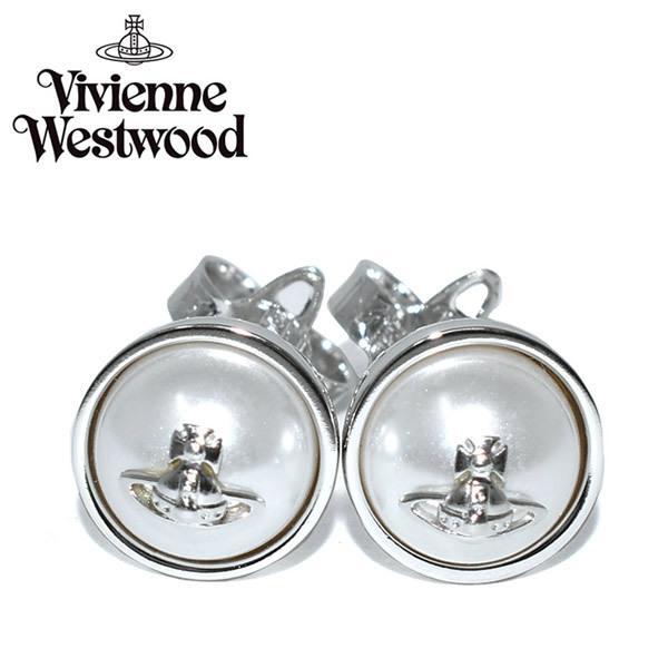 VivienneWestwood ヴィヴィアンウエストウッド ピアス パール レディース ブランド プレゼント 62010053-w125-sm