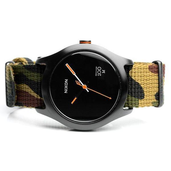 ニクソン NIXON 腕時計 メンズ QUAD A344-1253 迷彩 カモフラ ミリタリー ブランド 人気 cameron 02