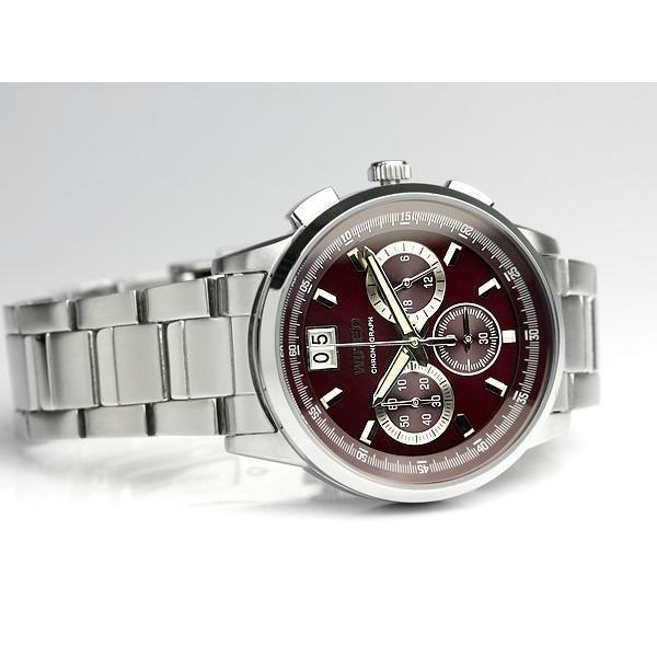セイコー SEIKO クロノグラフ ワイアード メンズ 腕時計  国内正規品|cameron|02