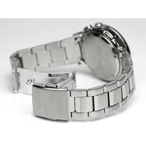 セイコー SEIKO クロノグラフ ワイアード メンズ 腕時計  国内正規品|cameron|03