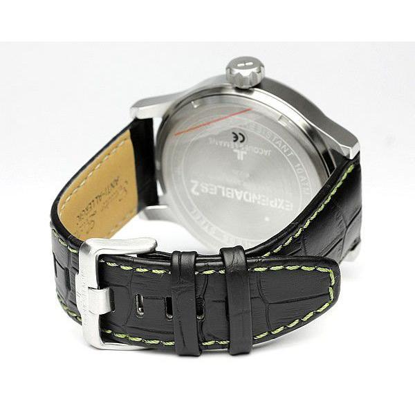 Jacques Lemans/ジャックルマン メンズ 腕時計 スカル(49mm) 映画『THE EXPENDABLES2』 E-226|cameron|03
