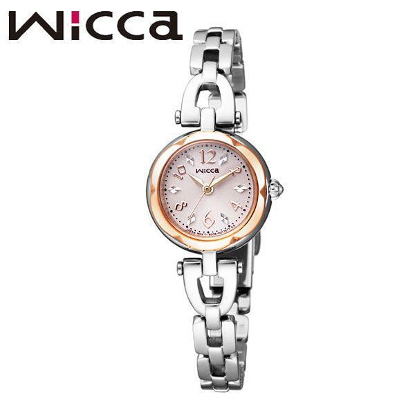 エントリーでP15倍 CITIZEN シチズン腕時計 レディス レディース ソーラーテック ウィッカ Wicca 腕時計|cameron