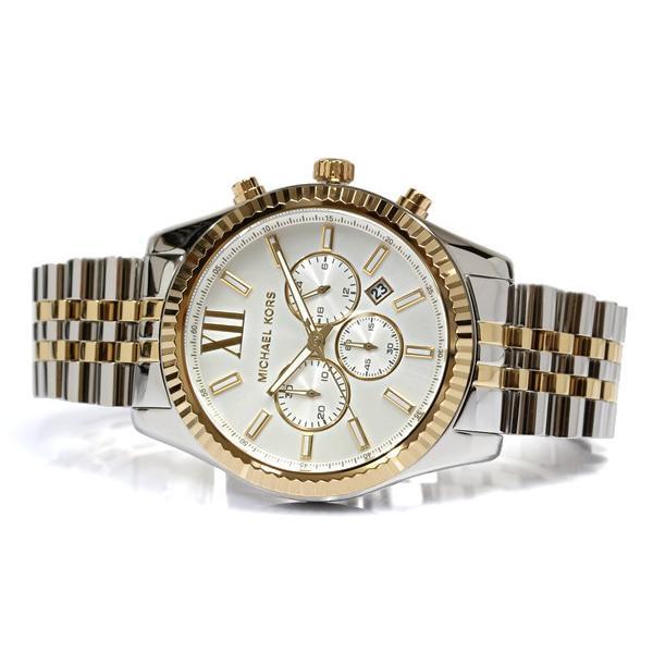 マイケルコース MICHAEL KORS 腕時計 メンズ レディース クロノグラフ MK8344|cameron|02