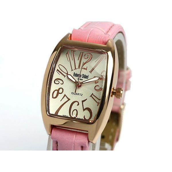 RobertoOldani ロベルトオルダーニ 腕時計 レディース レディス  ブランド 革ベルト スクエア型|cameron|02