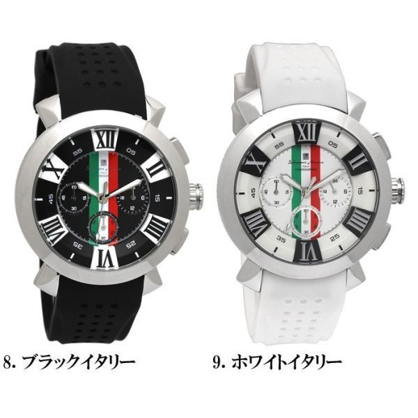エントリーでP5倍 サルバトーレマーラ 腕時計 メンズ クロノグラフ 立体 限定モデル ラバー ブランド 流行 人気  10気圧防水 ギフト|cameron|15
