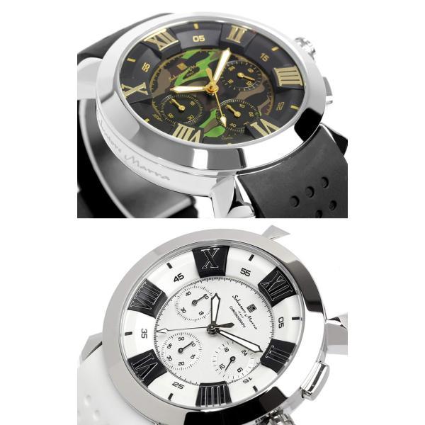 エントリーでP5倍 サルバトーレマーラ 腕時計 メンズ クロノグラフ 立体 限定モデル ラバー ブランド 流行 人気  10気圧防水 ギフト|cameron|05