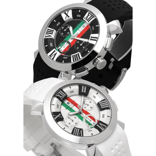 エントリーでP5倍 サルバトーレマーラ 腕時計 メンズ クロノグラフ 立体 限定モデル ラバー ブランド 流行 人気  10気圧防水 ギフト|cameron|08