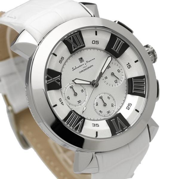 エントリーでP5倍 サルバトーレマーラ 腕時計 メンズ クロノグラフ 立体 限定モデル ラバー ブランド 流行 人気  10気圧防水 ギフト|cameron|10