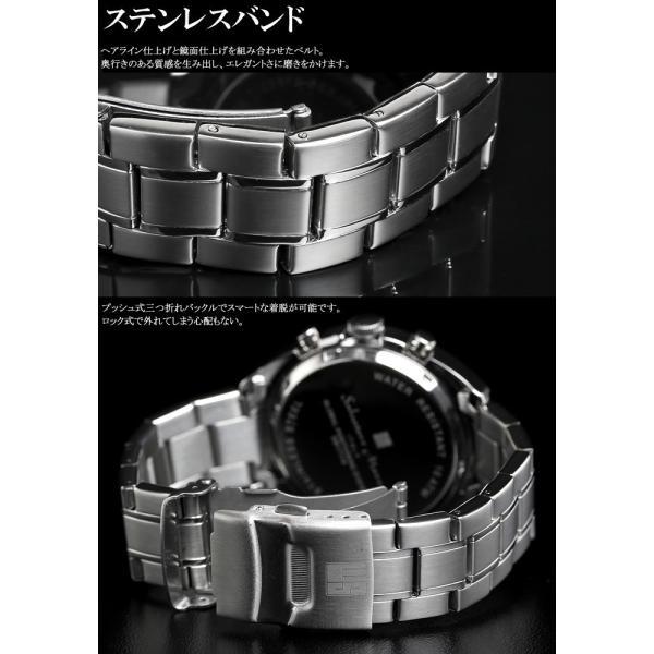 エントリーでP5倍 サルバトーレマーラ GPS 衛星電波時計 電波 腕時計 メンズ ブランド 限定モデル SM17118 cameron 10