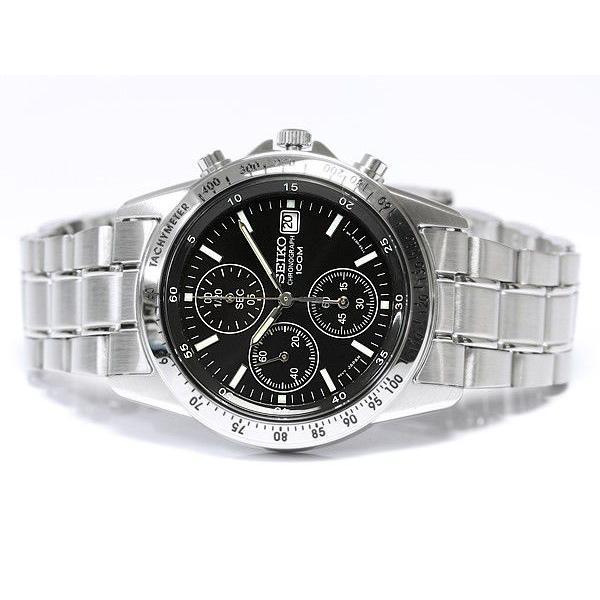 セイコー SEIKO クロノグラフ 逆輸入 腕時計 メンズ ビジネス アナログ SND367P1|cameron|02