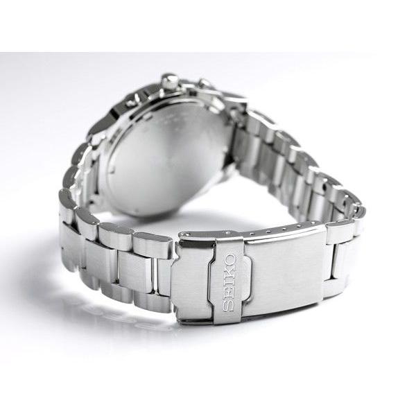 セイコー SEIKO クロノグラフ 逆輸入 腕時計 メンズ ビジネス アナログ SND367P1|cameron|03
