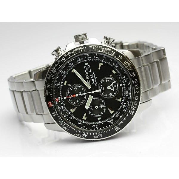 エントリーで10%還元 セイコー SEIKO 腕時計 メンズ クロノグラフ ソーラー SSC009P1 セイコー SEIKO 腕時計 メンズ cameron 02