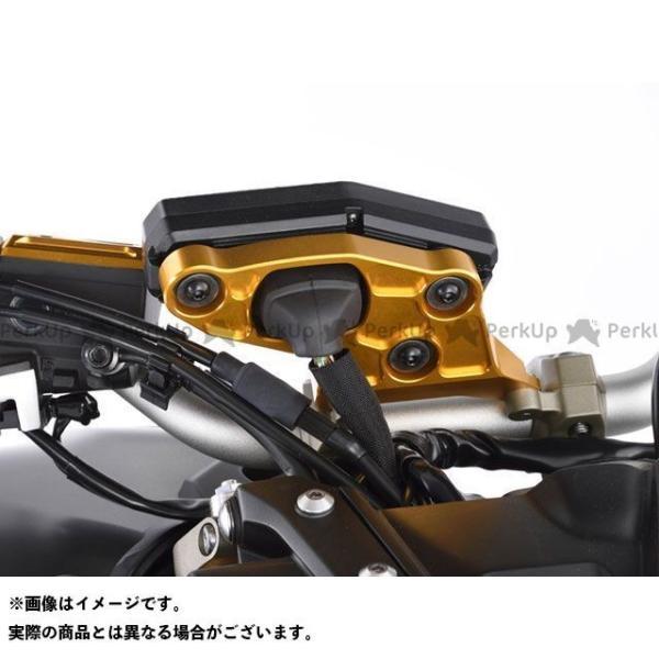 ポッシュフェイス 発売モデル MT-09 ビレットメーターステー カラー:シルバー いつでも送料無料 POSH Faith