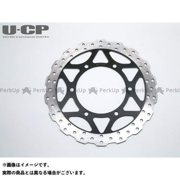 ショップ 店内全品対象 ウチカスタム ニンジャ250R 純正タイプ フロントディスクローター Uchi Parts Custom